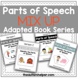 Parts of Speech Mix Up Adapted Book Series