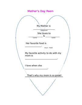 Speech About Mom
