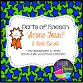 "PARTS OF SPEECH (NOUNS/VERBS/ADJECTIVES/ADVERBS) ""Score Fo"