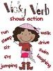 Parts of Speech Noun Adjective Verb Posters