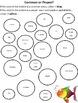 Parts of Speech:  Nouns, Verbs, Adjectives