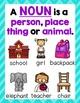 Nouns, Verbs and Adjectives- Teaching Materials, Activitie