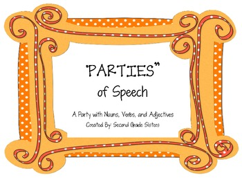 Parts of Speech Party