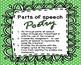 "Parts of Speech Poetry: ""Smile"""