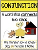 Parts of Speech Posters - Monster Theme