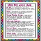 Parts of Speech Posters - Meet the Parts of Speech Friends!