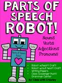 Parts of Speech Robot