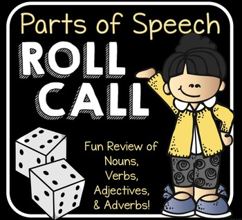 Parts of Speech Practice: Nouns, Verbs, Adjectives and Adverbs
