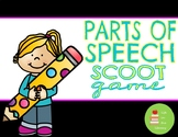 Parts of Speech SCOOT game l Verbs l Nouns l Adjectives