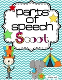 Parts of Speech - SCOOT!