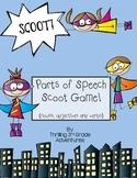Parts of Speech Scoot!