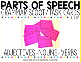 Parts of Speech Scoot