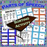 Parts of Speech Sort that can be used for Center or Statio