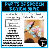 Parts of Speech Sorting Game