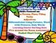 Parts of Speech Summer Differentiated Activites