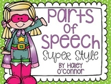 Super Parts of Speech