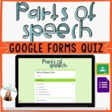 Parts of Speech QUIZ: Nouns, Adjectives, Verbs, Adverbs -