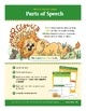 Parts of Speech (Take It to Your Seat Centers)