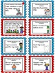 Grammar Task Cards for Test Prep on Parts of Speech