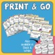 Parts of Speech Task Cards: Silly Sentences Edition!