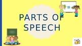 Parts of Speech - Teaching Powerpoint