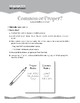 Parts of Speech (Ten-Minute Activities)