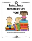 Parts of Speech - TheWord Search!