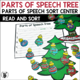 Parts of Speech Tree Center