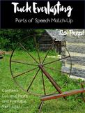 Parts of Speech Tuck Everlasting Quiz
