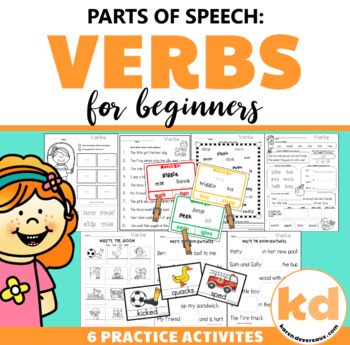 Parts of Speech - VERBS