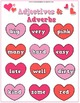 Parts of Speech Valentines Activity Pack