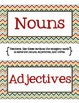 Parts of Speech Word Hunt (nouns, adjectives, and verbs)