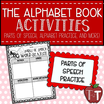 The Alphabet Book Activities