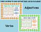 Parts of Speech and Grammar Task Card Bundle
