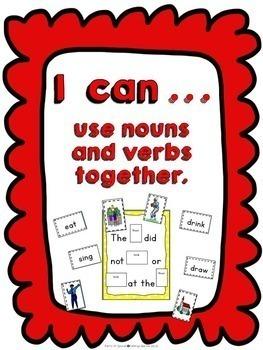 Parts of Speech Grammar for Beginners Action Verbs