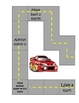 Parts of Speech game-Traffic Themed