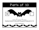 Parts of Ten Bats
