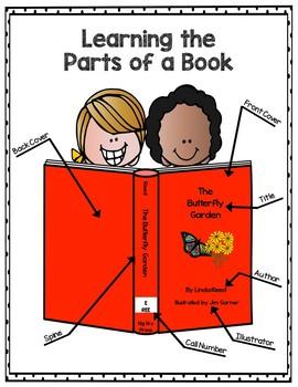Parts of a Book!
