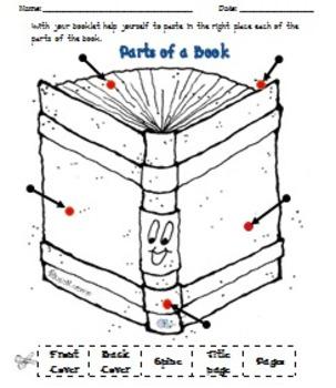 Parts of a Book