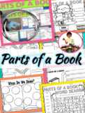 Parts of a Book (Assessment Included) Concepts of Print