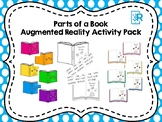 Parts of a Book Augmented Reality Activity Pack