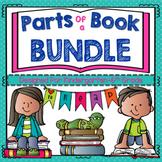 Parts of a Book Bundle!