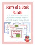 Parts of a Book Bundle