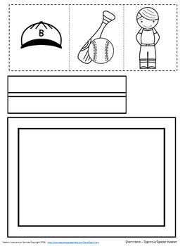 Parts of a Book - Print Concepts for Prek-K