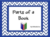Parts of a Book by KMediaFun