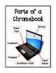 Parts of a Chromebook