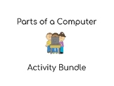 Parts of a Computer Activity BUNDLE! Computer Science Text