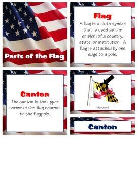 Parts of a Flag