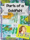 Parts of a Goldfish- Printable Labels!