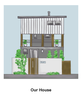 Parts of a House (Modern Japanese Style)